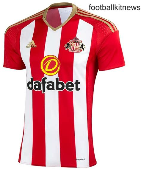 Jersey Sunderland Third 16 17 new sunderland kit 16 17 safc home top 2016 17 football