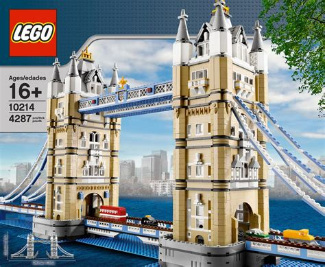 building creator the lego station easy profit for investors the tower bridge