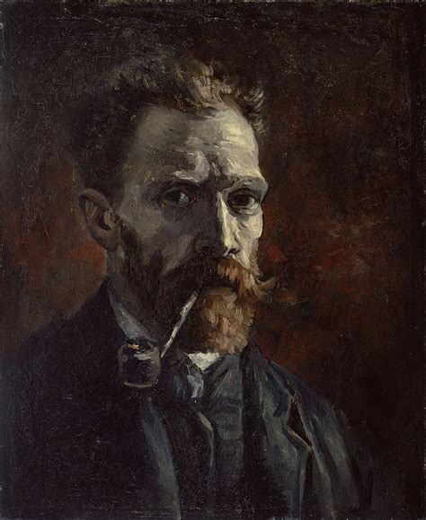 25 best ideas about gogh autoportrait on