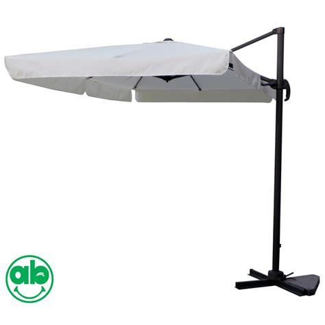 ricambi per ombrelloni da giardino top copertura di ricambio per ombrelloni decentrati 3x2 mt