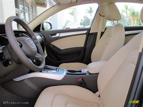 audi a4 brown interior 2013 moonlight blue metallic audi a4 2 0t quattro sedan