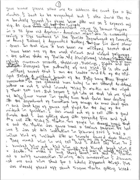 up letter shawn cruel and deadly abuse in florida s prisons