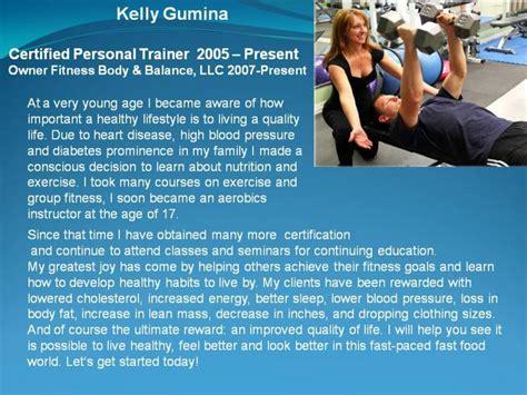 Bio Sc Fit Bioscfit fitness balance personal trainer gumina
