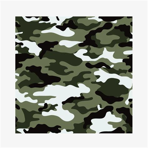 military pattern ai vector military camouflage white black pattern vector