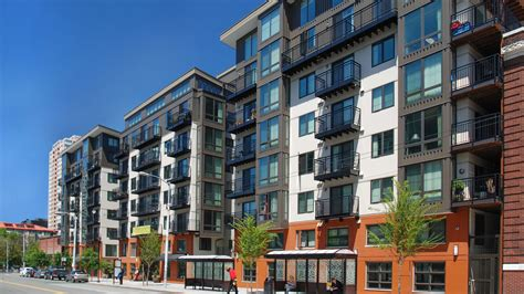 What Is Appartment by Moda Apartments In Belltown 2312 3rd Ave