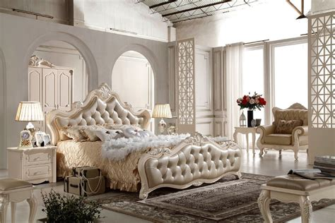 french style bed modern bedroom furniture bed  beds  furniture