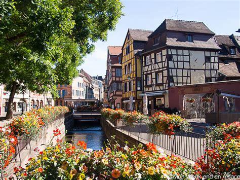 Colmar by Quand Visiter L Alsace Mon Week End En Alsace