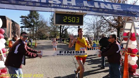 the 34th annual garden city turkey trot overall