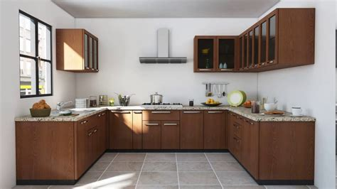 U Shaped Kitchen Design Peenmedia Com Kitchen Designs