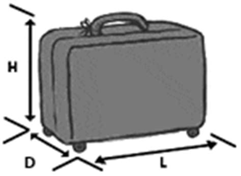 Cabin Luggage Size Qantas by Carry On Baggage Allowance Qantas
