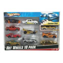 Hot Wheels 10 Car Pack   Toys R Us Australia   Let's Race