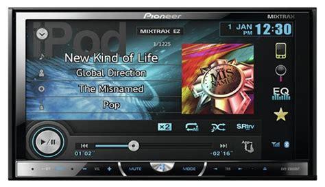 format audio non pris en charge pioneer avh x5600bt multim 233 dia auto fiche technique prix