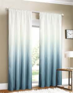 blue ombre curtains blue ombre curtains 30 for the home