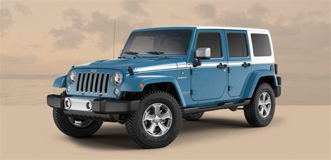 jeep couple jeep wrangler gets a couple more special editions before