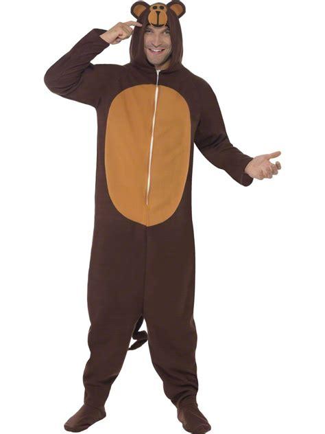monkey costume monkey onesie costume 23633 fancy dress