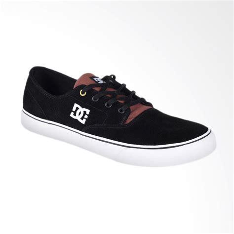 Sepatu Dc Untuk Pria jual dc flash 2 sd m shoe sepatu sneakers pria black brown adys300379 xkkc harga