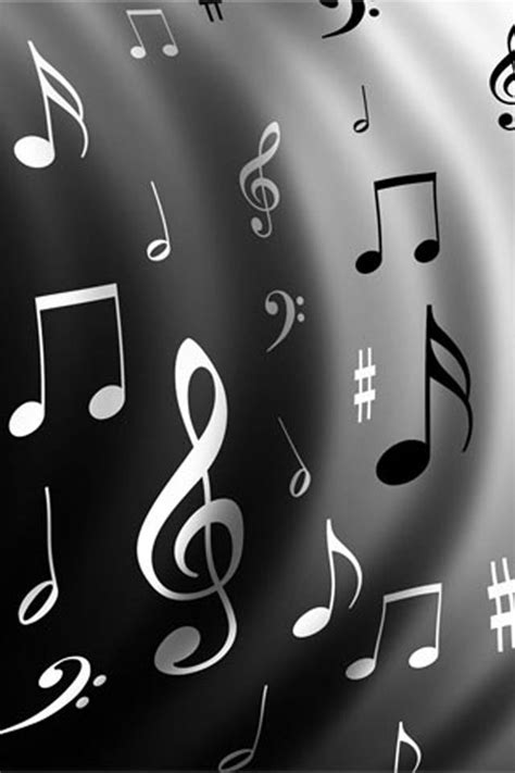 music layout on iphone music notes iphone wallpaper hd