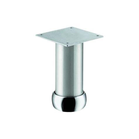 Pied De Meuble Reglable by Pied De Meuble Aluminium Rond R 233 Glable Serrurerie Boutique