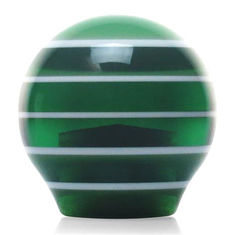 Soccer Shift Knob by Pink Soccer Green Stripe Shift Knob With M16 X 1 5