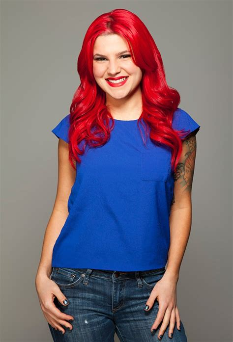 What Is Carly Aquilino Real Hair Color | carly aquilino hair color pinterest her hair chang