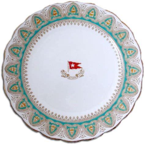 first class patterns titanic dinner plate for first class titanic