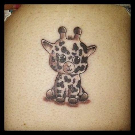 baby animal tattoo designs giraffe tattoos tattoofanblog
