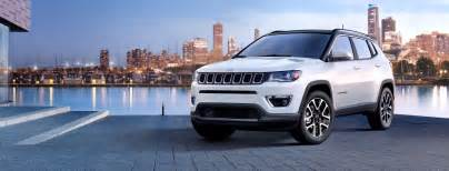 2017 jeep compass new compact suv