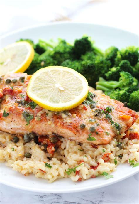 olive garden salmon recipe