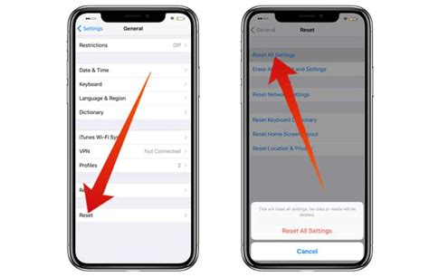 reset not responding iphone face id not working on iphone x here are 8 ways to fix