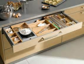Organizing Kitchen Cabinets And Drawers by 35 Functional Kitchen Cabinet With Drawer Storage Ideas