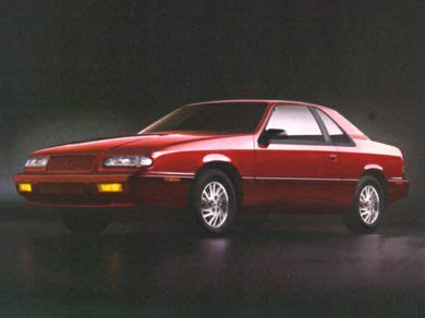 books about how cars work 1993 chrysler lebaron on board diagnostic system 1993 chrysler lebaron specs safety rating mpg carsdirect