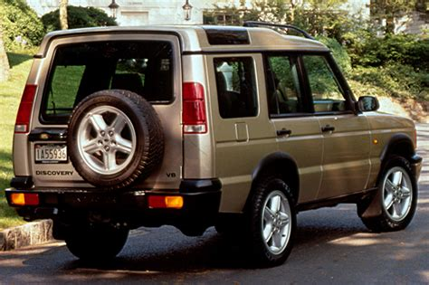 2000 land rover mpg 1999 04 land rover discovery ii consumer guide auto
