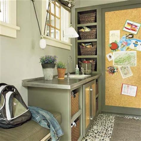 Mudroom Pantry by Multipurpose Pantry Make A Mudroom That Works For You This House