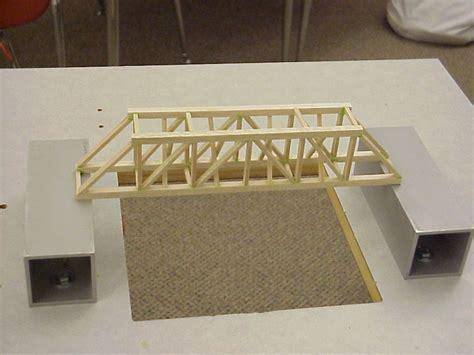 wooden bridge designs strongest truss bridge balsa wood pictures to pin on
