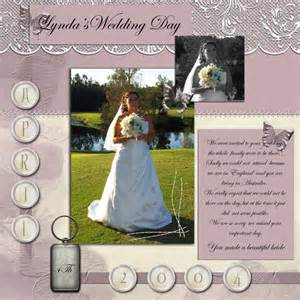 wedding scrapbook page wedding scrapbook ideas gallery weddings scrapbooking free printable scrapbook pages and