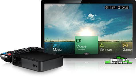 Digital Media Player For Tv wd tv live digital multimedia player wd tv live