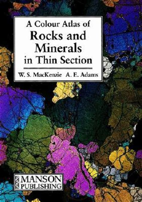 minerals in thin section pdf color atlas of rocks and minerals in thin section bru03