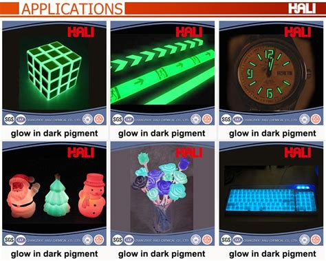 glow in the paint high quality from hali china supplier high quality supply glow in the