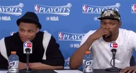 kevin durant on westbrook we are brothers