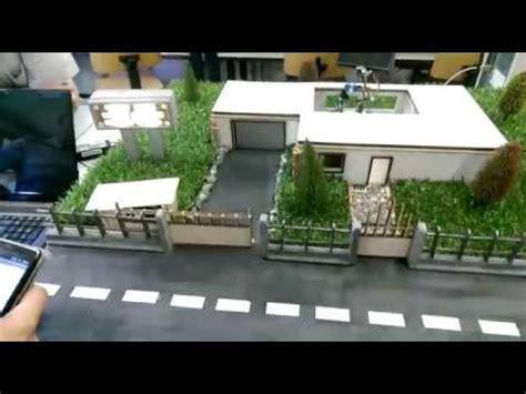 Casa Domotica Progetto by Progetto Casa Domotica Con Pannello Solare Esami Di Stato