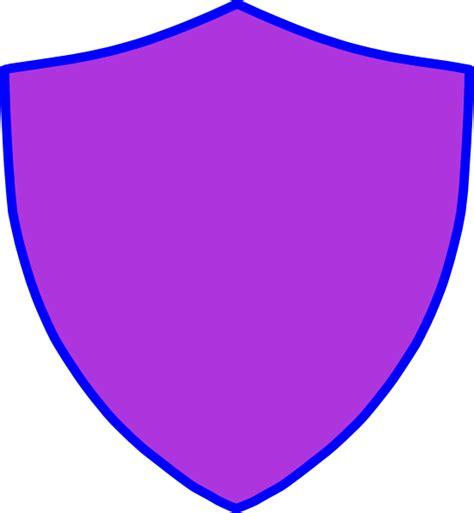 new blue crest shield clip art at clker com vector clip