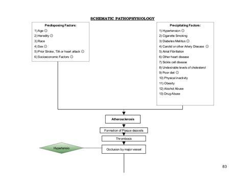 pathophysiology of leprosy diagram schematic pathophysiology cva