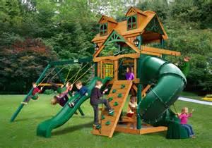 Cedar Patio Swing Gorilla Playsets Malibu Extreme Kids Outdoor Wooden Swingset