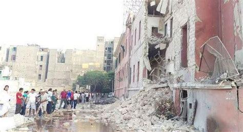 consolato egitto roma egitto autobomba esplode al cairo colpito il consolato