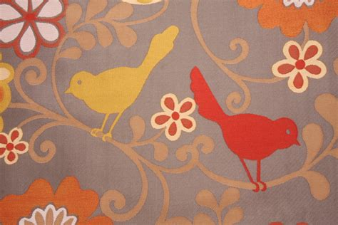 Sunset Upholstery by 2 Yards Mill Creek As A Lark Tapestry Upholstery