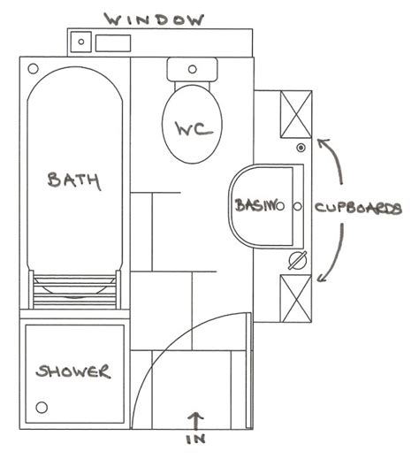 drawing bathroom floor plans marvelous small bathroom floor plans bath and shower with