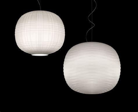 foscarini illuminazione gem e tartan foscarini illuminazione a sospensione