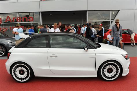 Audi A1 Club Sport by Boostaddict Real Photos Of The 500 Horsepower Audi