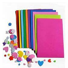 Printed Letter Paper 10pcs foam sheet ebay