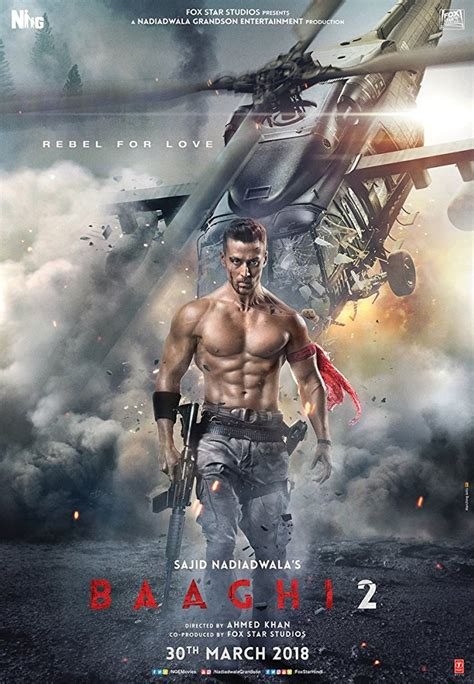 film recommended 2018 baaghi 2 2018 hindi movie 720p nr dvdrip 900mb best